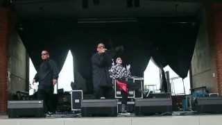 TEMOR PROFUNDO - Rimas Pesadas  'Audiciones Hip Hop al parque 2013' ©Extreme Class 2013©