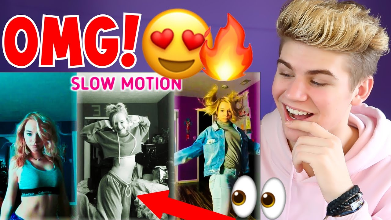 She S So Cute Zoe Laverne Musical Ly Slow Motion The Best Musically Compilation Reaction 2018