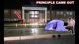 i-camped-outside-of-my-school-overnight-i-got-caught