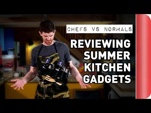 Chefs vs Normals Reviewing Summer Gadgets