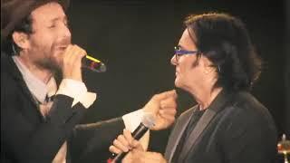 Duet Lorenzo Jovanotti&Renato Zero Live - Amico Reggae - 2012