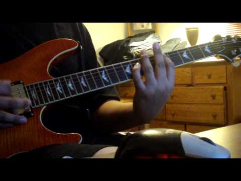 Staind - Save Me (Guitar Cover)