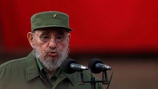 Фиделя Кастро похоронят в городе его детства Сантьяго