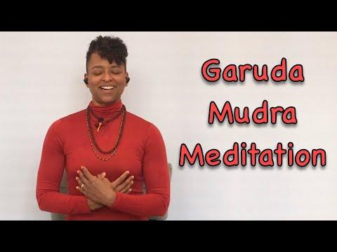 Garuda Mudra Meditation For Inspiration And Energy