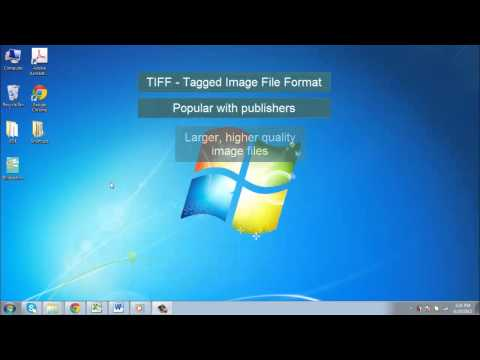 What is TIFF and How to Open TIFF Files - YouTube