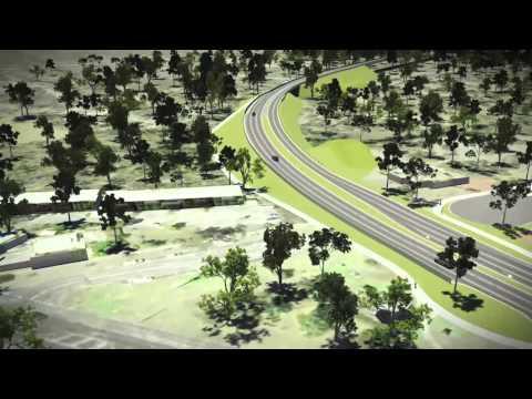 Stage 2 of $280m Echuca-Moama Bridge project begins construction