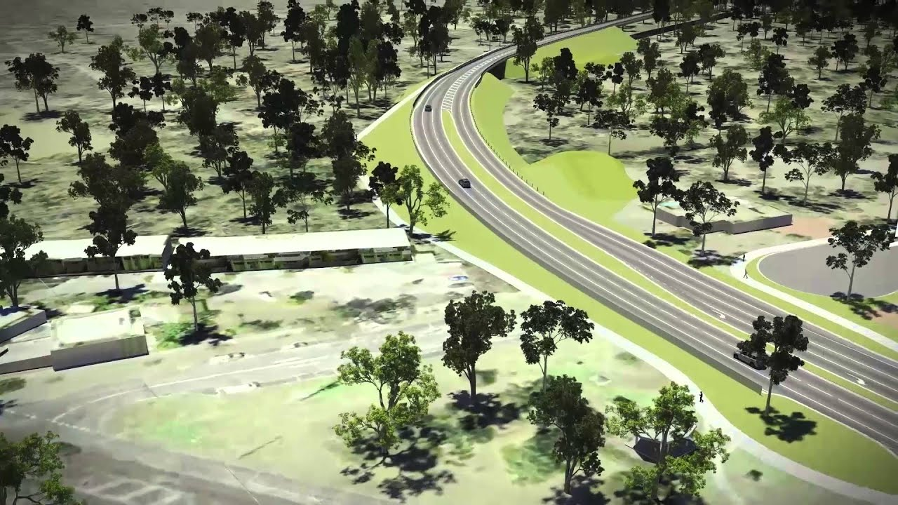 Stage 2 of $280m Echuca-Moama Bridge project begins construction