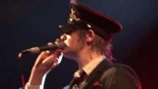 Babyshambles - Dr. No (live)