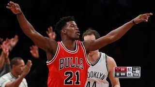 Chicago Bulls vs Brooklyn Nets - Full Game Highlights | October 31, 2016 | 2016-17 NBA Season