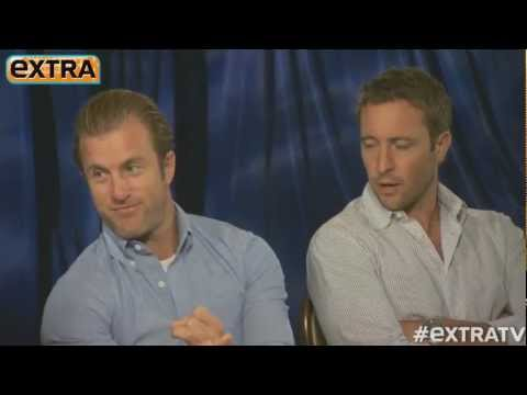 [2012] ExtraTV.com - Scott & Alex TCA Interview Snippet