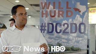 This Texas Republican Wants Nothing To Do With Trump's Wall (HBO)