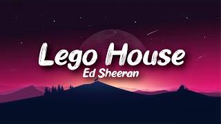 Download Ed Sheeran – Lego House (Clean - Lyrics)