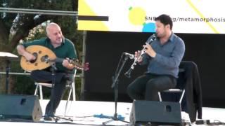 Şinanay The Secret Trio Ara Dinkjian Tamer Pinabasi Ismail