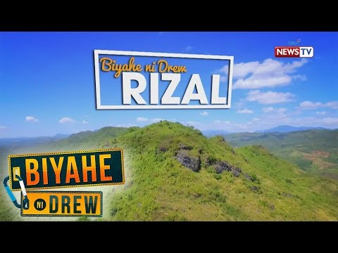 Biyahe ni Drew: Exploring the best of Rizal province (full episode)
