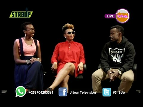 Yemi Alade Exclusive Interview on Str8UP [1/3]