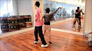 Waltz, with Love 2011 - Tutorial Dance Steps