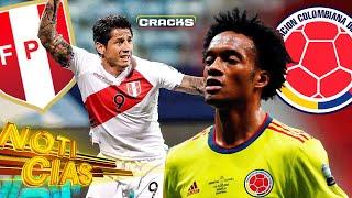 Previa: COLOMBIA VS PERÚ COPA AMERICA 2021 | Se COMPLICA llegada de ALFREDO MORELOS al PORTO