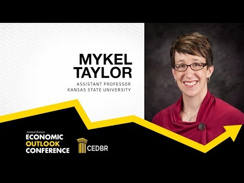 Farm Outlook - Mykel Taylor  |  2016 Kansas Economic Outlook Conference