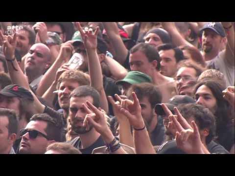 Blind Guardian - Live @ Hellfest 2016