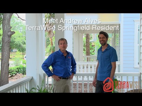 TerraWise Homes Owner Andrew Alvis Interview