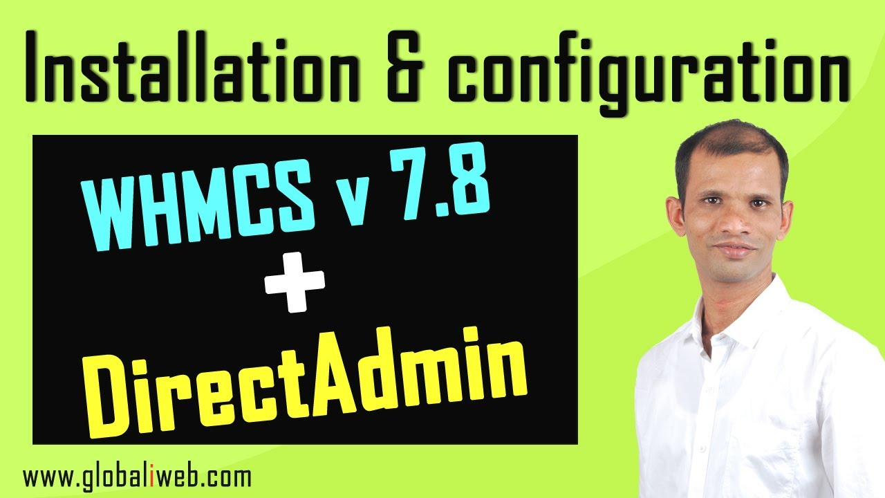 Install WHMCS in DirectAdmin Step By Steps Installation 2020 [Official Guide]