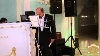 Свадьба Волгоград.  Музыкальное поздравление от папы