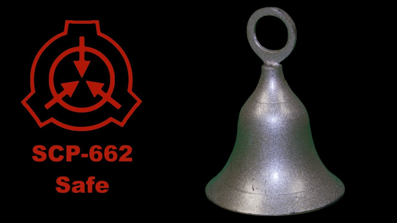 SCP-662: Butler's Hand Bell