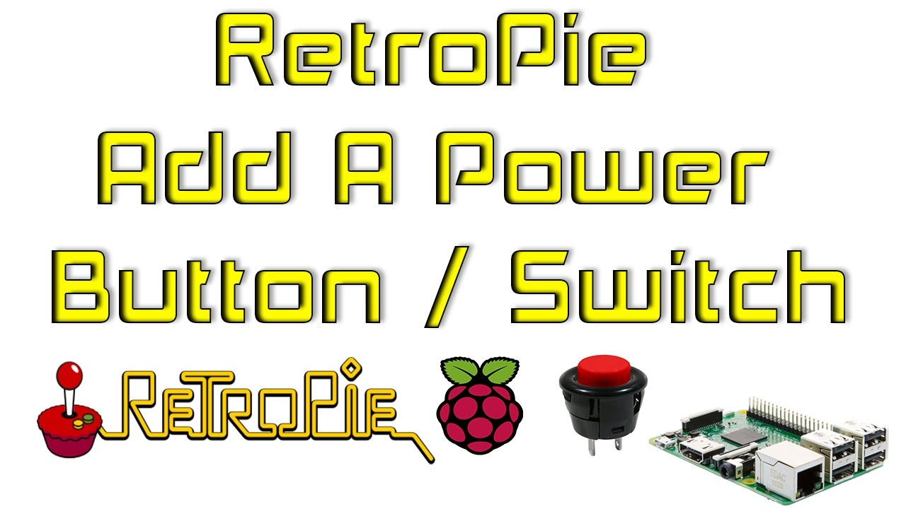 retropie add a power button switch raspberry pi 1 2 3 cmos diagram