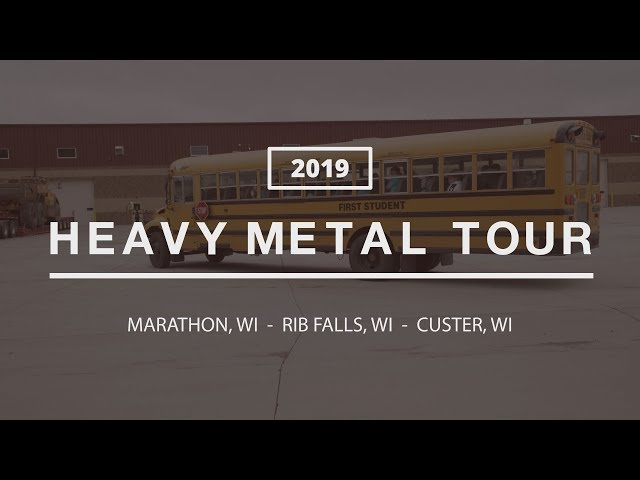 Heavy Metal Tour Video 2019