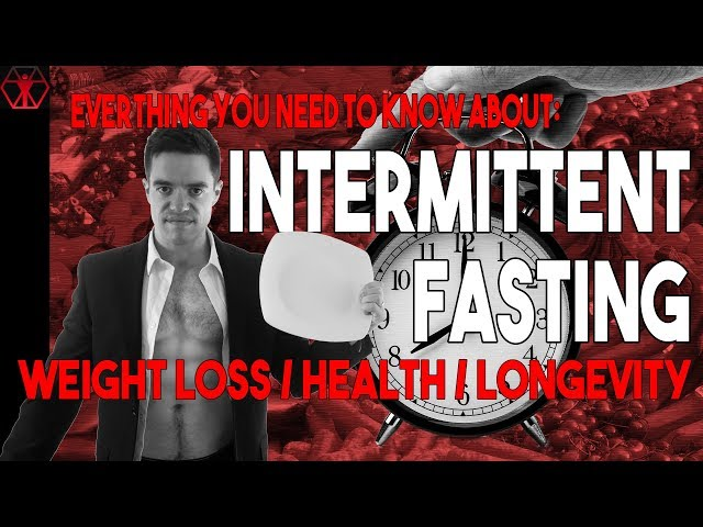Intermittent Fasting Part One - Weight Loss, Productivity, and Autophagy