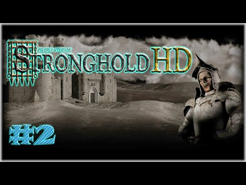 Mission 2 - Finishing The Fort | Stronghold HD |