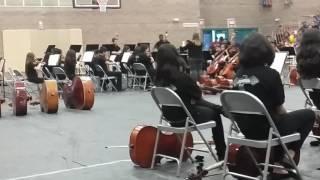 Swainston Orchestra: Apache