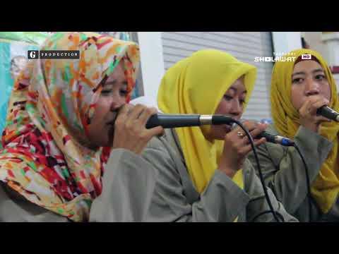 IQMA AS SYAFAAH - DARBUL HUDA #LAILATUS SHOLAWAT   HAPPY WEDDING