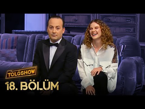 Tolgshow - 18. Bölüm | Alina Boz