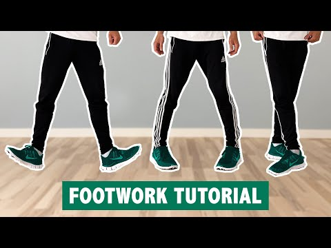 Shuffle Dance Tutorial | EASY Step By Step Footwork Tutorial