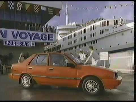1986 Hyundai Excel Commercial - YouTube - commercial excel
