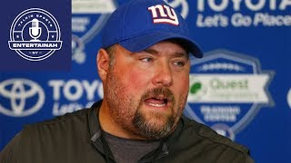 New York Giants-  Defensive coordinator James Bettcher responds to Janoris Jenkins criticism!