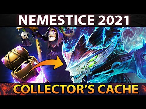 Nemestice 2021 Collector's Cache - All Sets Full Preview