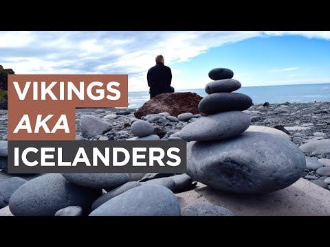 Icelanders, The Vikings - Living in Iceland | Sonia Nicolson