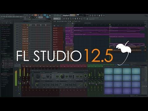 FL Studio 12.5   What's New?