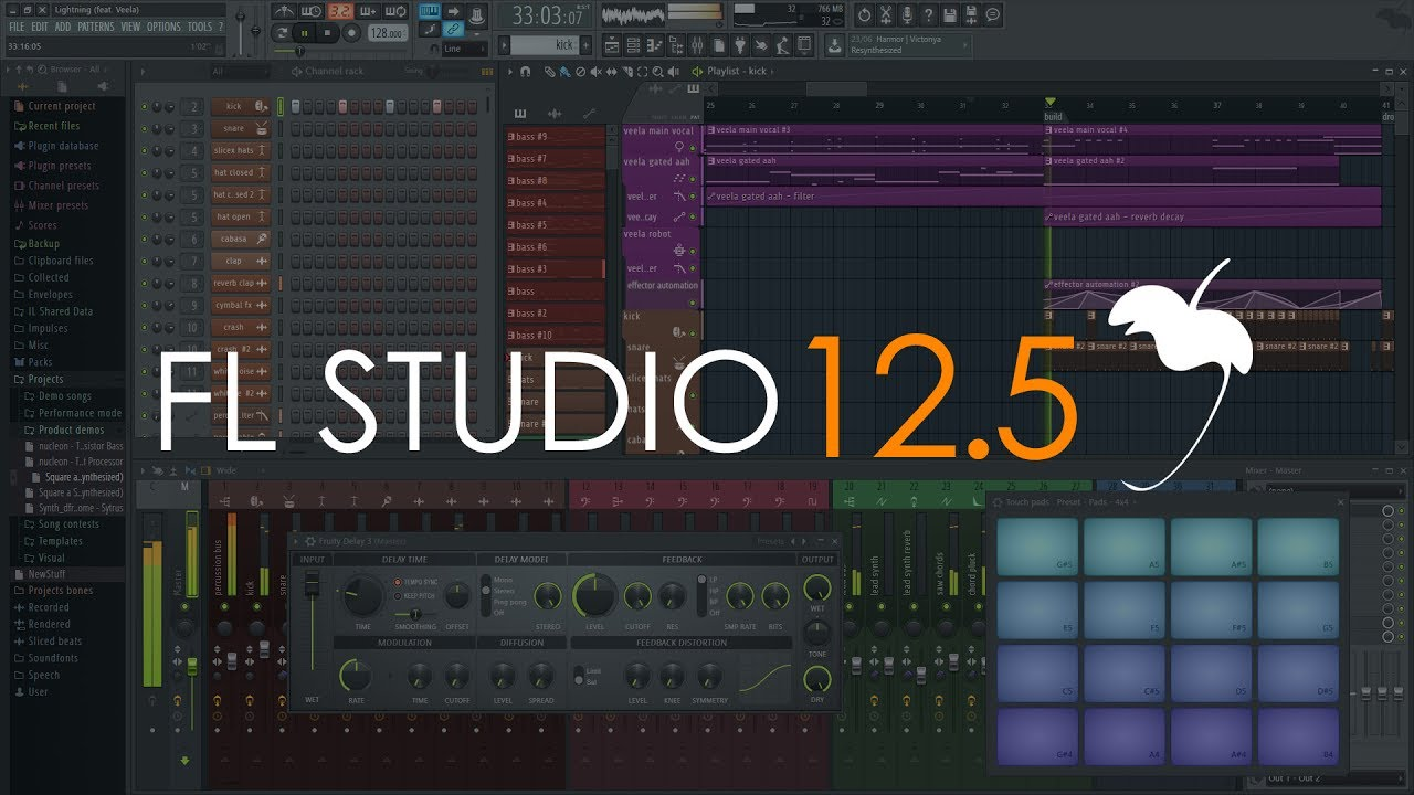 fl studio 12.5 crack version