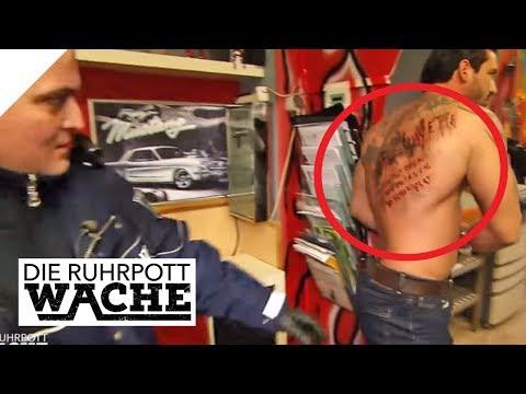 Horror Tattoo: Ein Fail der für immer unter der Haut bleibt | Die Ruhrpottwache | SAT.1 TV