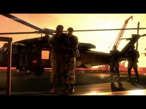 Metal Gear Solid V: The Phantom Pain (Red Band Trailer)