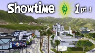 Let's Play The Sims 3 Showtime - Ep. 1 Pt. 1 - Female Clothing & Hair