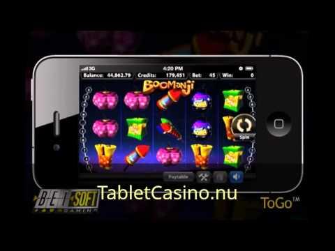 Boomanji Mobile Slot - Play Casino Slots On Tablet
