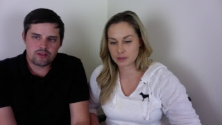 MAJOR LIFE ANNOUNCEMENT +  Q&A  with Nikki and John We Got a House