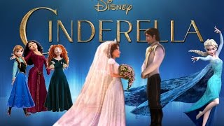 cinderella trailer Disney  2015