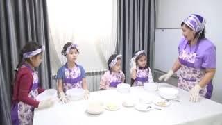 Детские уроки по кулинарии