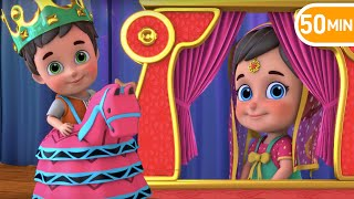 Nani Nani Suno Kahani | Hindi Nursery Rhymes | Hindi Baby Songs - Hindi Rhymes for Children | Jugnu