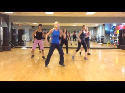Whistle (While You Work It), Katy Tiz, Dance Fitness zumba routine (choreo by Wendi)